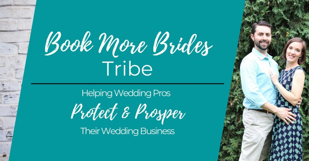 Book More Brides Tribe on FaceBook