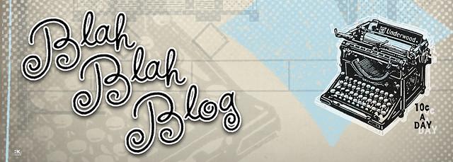 blah blah blog