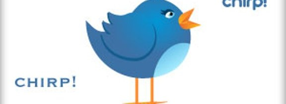 twitter chirp