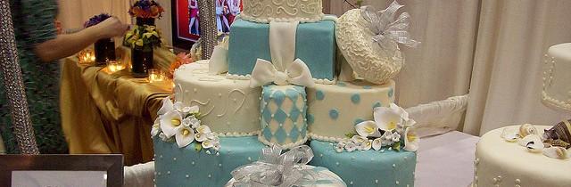 bridal cake