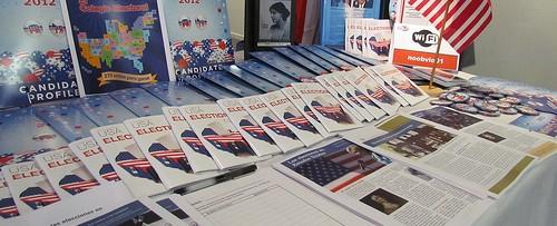 election paraphernalia