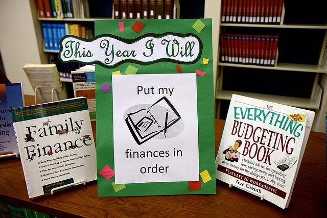 finance in order