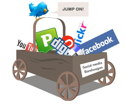 social media caravan