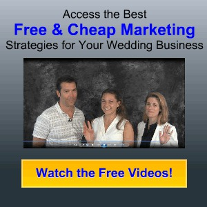 free and cheap wedding marketing