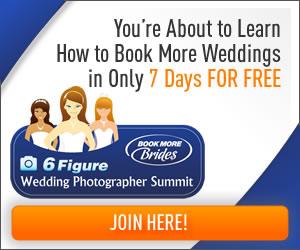 Wedding photographer summit