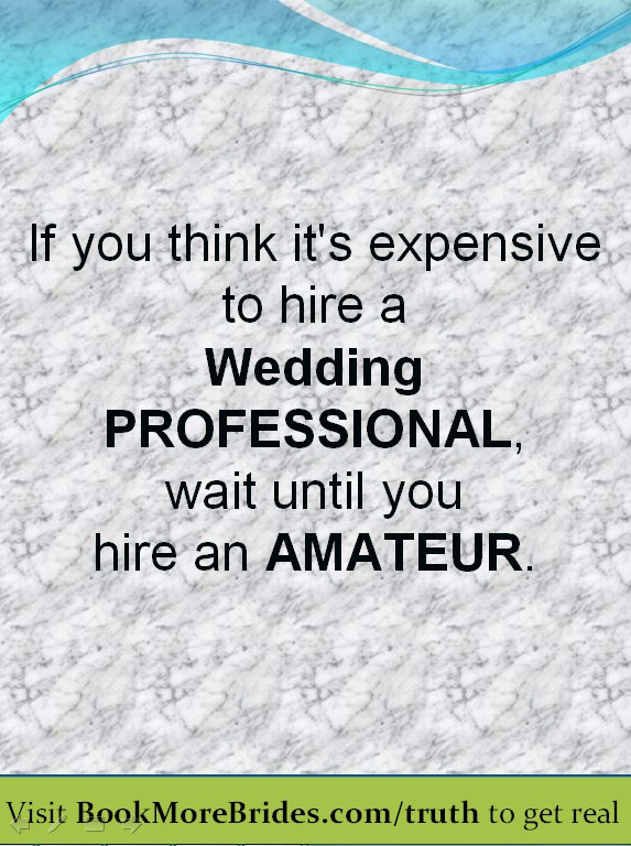 hire-wedding-professional-not-amateur