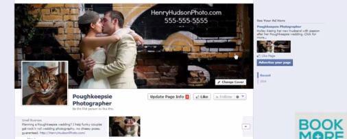 Facebook For Wedding Pros