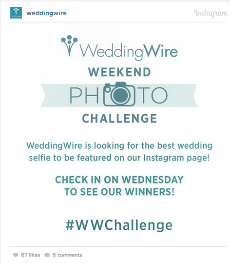 Wedding Wire Challenge