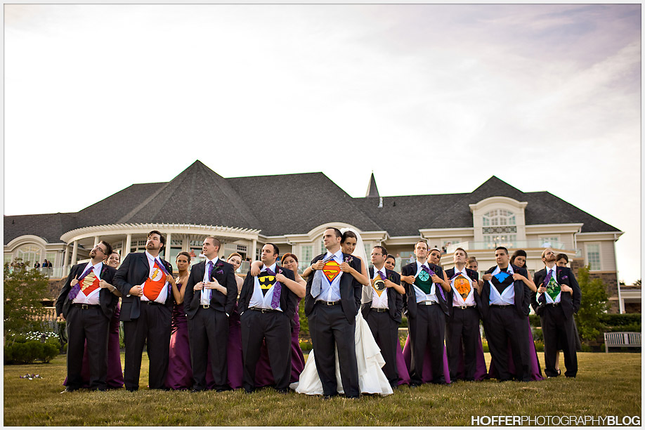 Wedding Superheroes