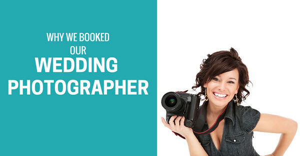Why Booked Photographer