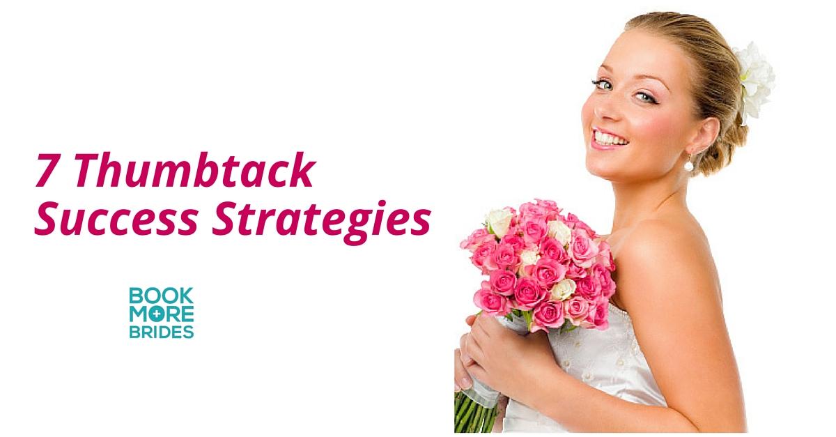 7 Thumbtack Success Strategies