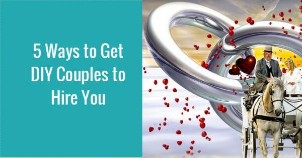DIY Wedding Couples