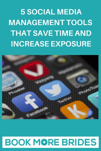 Social Media Management for Wedding Professionals
